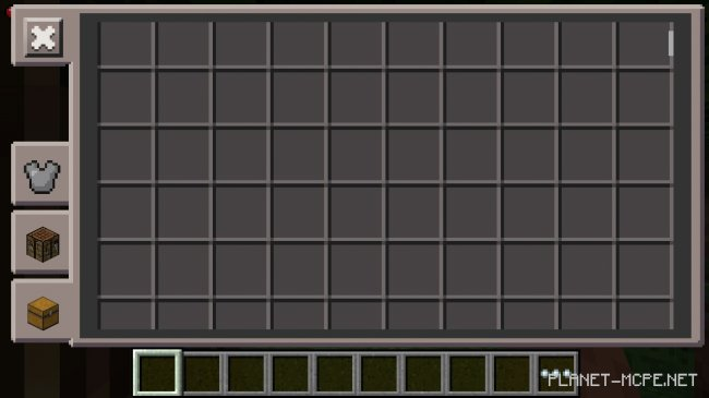 Мод More Inventory Slots 0.13.1/0.13.0