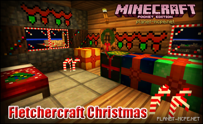 Шейдеры Fletchercraft Christmas 0.13.1/0.13.0
