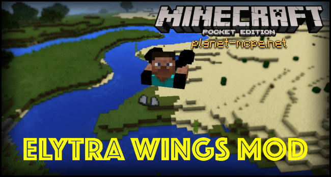 Мод Elytra Wings 0.13.0