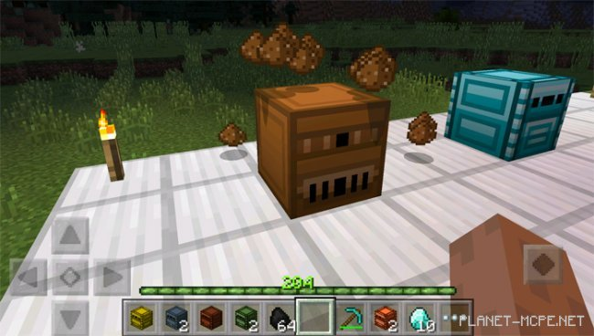 Мод Metallurgy Classic Machines 0.15.4/0.13.1/0.13.0