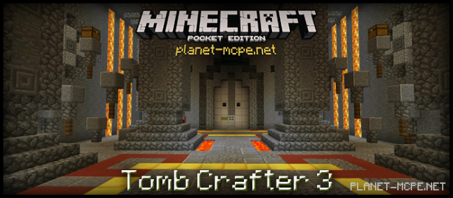 Карта Tomb Crafter 3