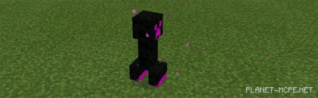 Мод Elemental Creepers 0.15.4/0.14.1/0.14.0