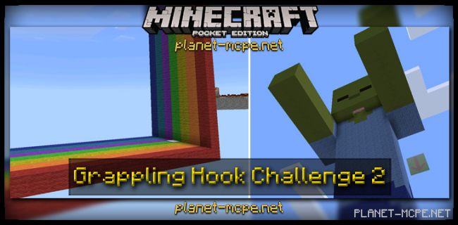 Карта Grappling Hook Challenge 2 [Мод-карта]