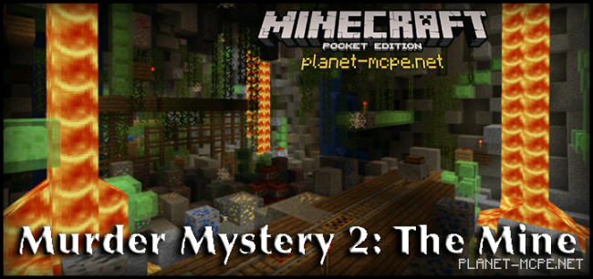 Карта Murder Mystery 2: The Mine