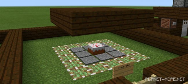 Карта 10 Clever Redstone Creations
