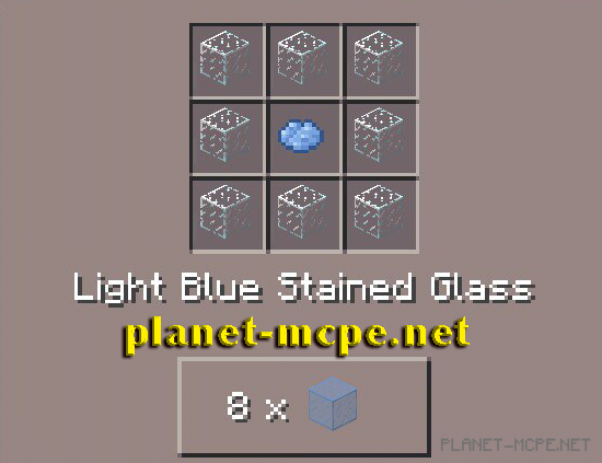 Мод Stained Glass 0.15.9/0.15.6