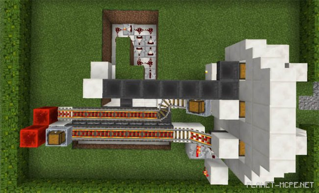 Карта 5 Cool Auto Smelters