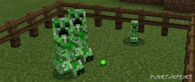Мод More Baby Mobs 0.16.0