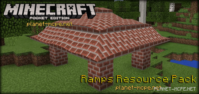Мод Ramps Resource Pack 0.16.0