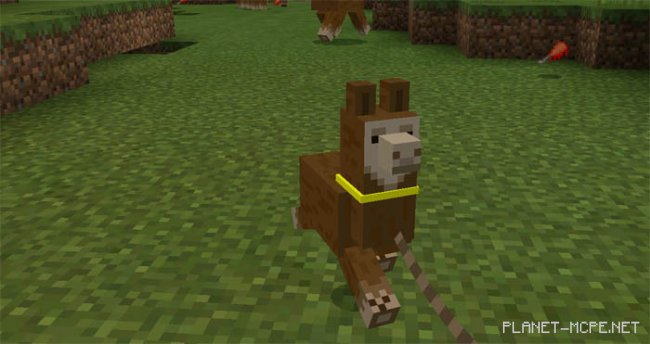 Мод Llama Add-on 0.16.0