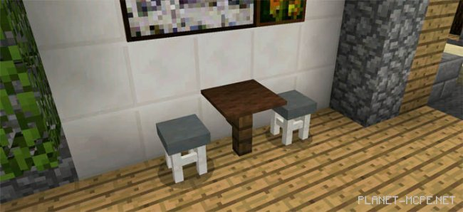 Мод More Chairs Add-on 0.16.0