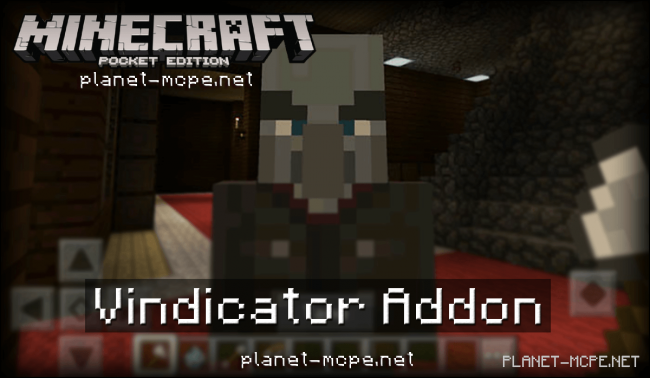 Мод Vindicator Addon 0.16.0