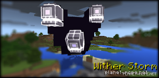 Мод Wither Storm 1.0.8/1.0.0