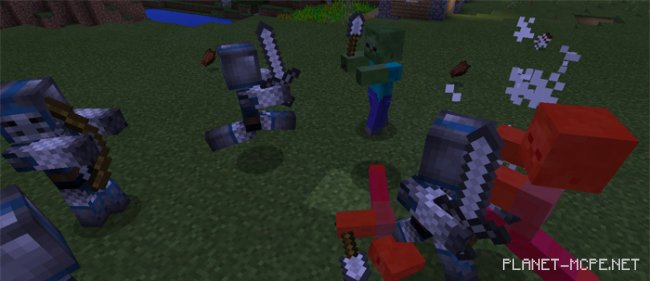 Мод Villagers Come Alive 0.17.0/0.16.1/0.16.0