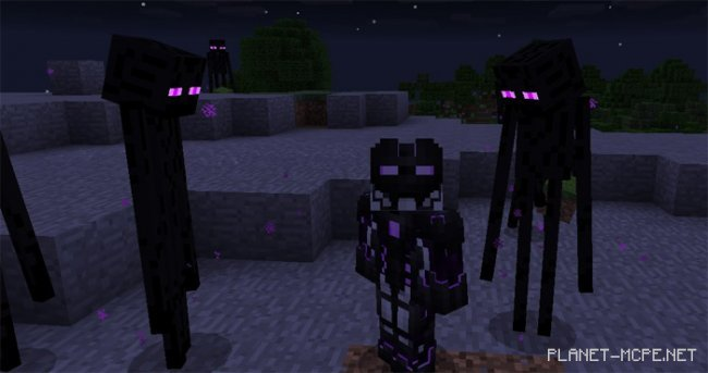Мод You Are The Enderman 0.17.0/0.16.1/0.16.0