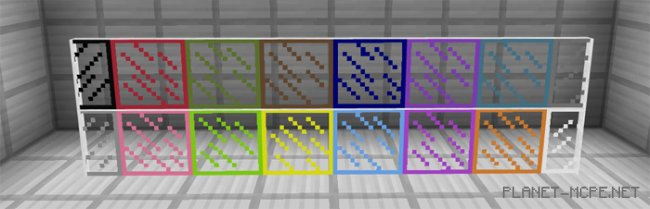 Мод Stained Glass Unlocker 1.0/0.17.0/0.16.1/0.16.0