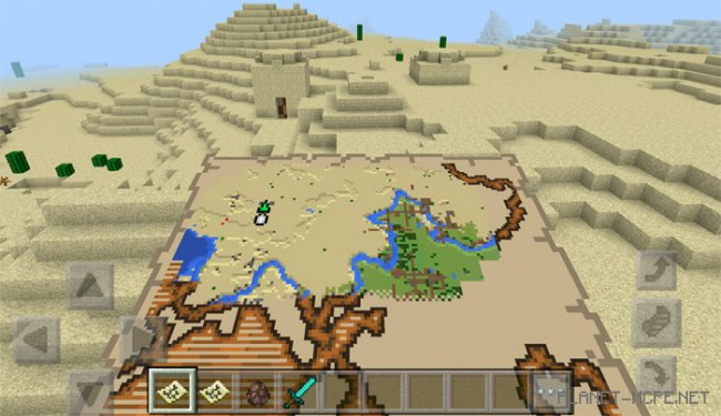 Мод More Treasure Maps 1.1.0.9+