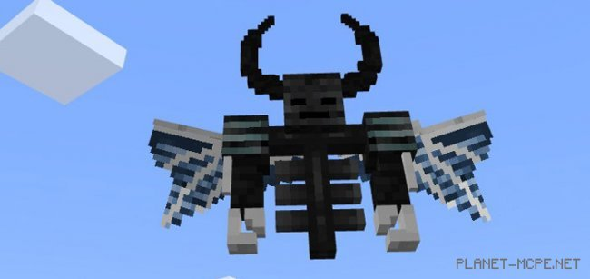 Мод Wither Demon Boss 1.1.0/1.0.0