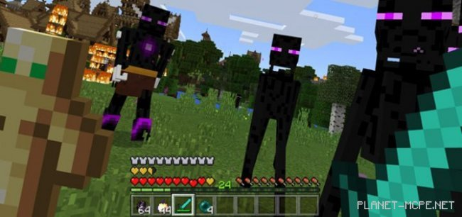 Мод The Ender Boss 1.1.0/1.0.0