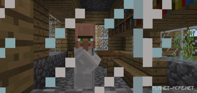 Мод Protect The Villagers 1.4.4