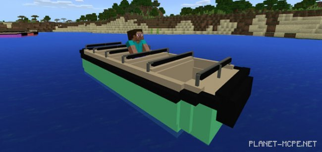 Мод LEMO Attraction Boat 1.4.2