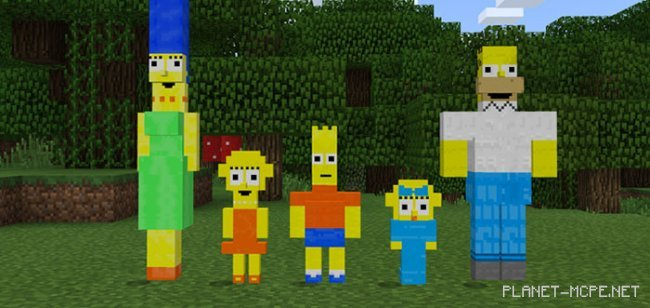 Мод The Simpsons 1.5.3