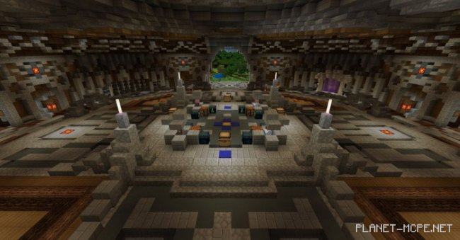 Карта MagicCraft Factions 3 [PvP]