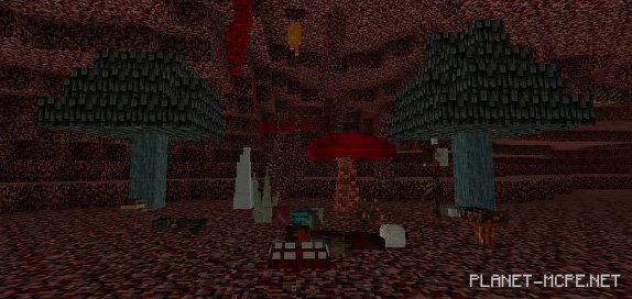 Мод Better Nether 1.6.2