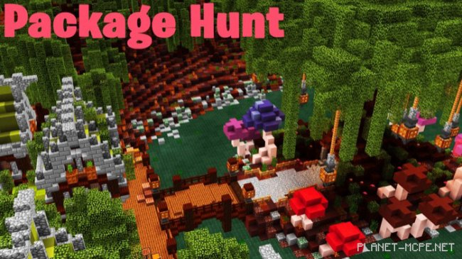Карта SG Package Hunt 1 [Мини-игра] [Головоломка]