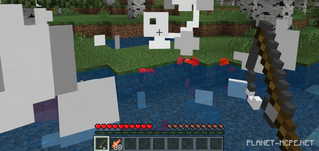 Мод Fishing Hook Bombs 1.7