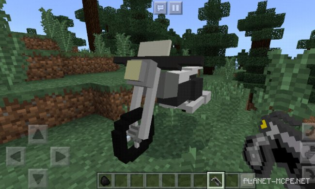 Мод Motorcycle 1.8