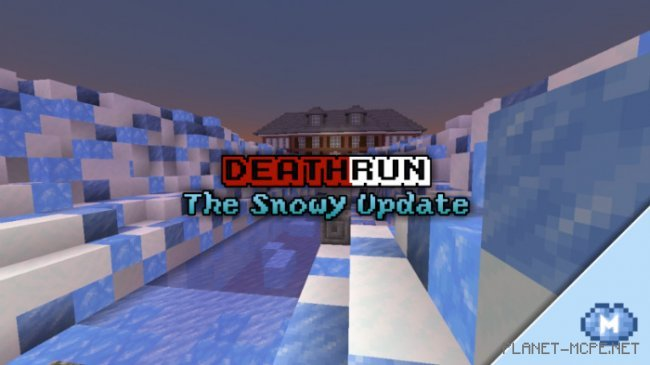 Карта DeathRun: The Snowy Update [Мини-Игра]