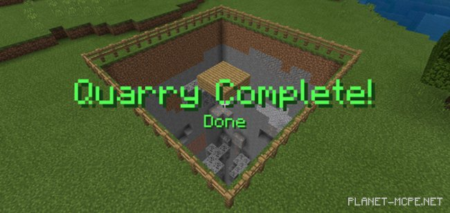 Мод Quarry Function 1.8
