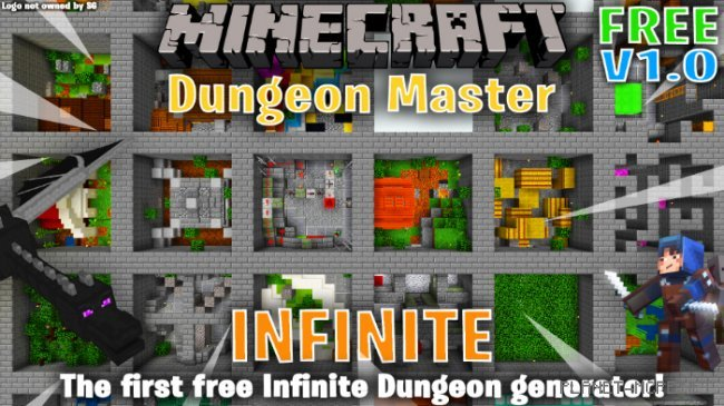 Карта SG Dungeon Master – Infinite [Мини-игра]