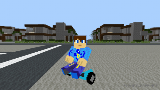 Мод Hoverboard 1.9