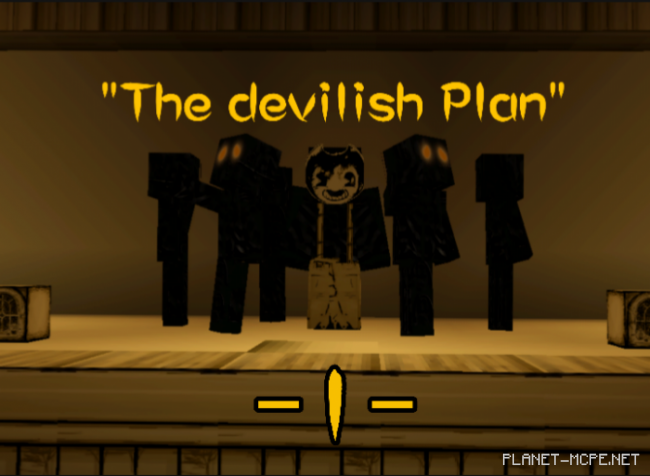 "Карта Batim 6 ""The Devilish Plan"""