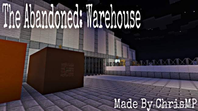 Карта The Abandoned: Warehouse