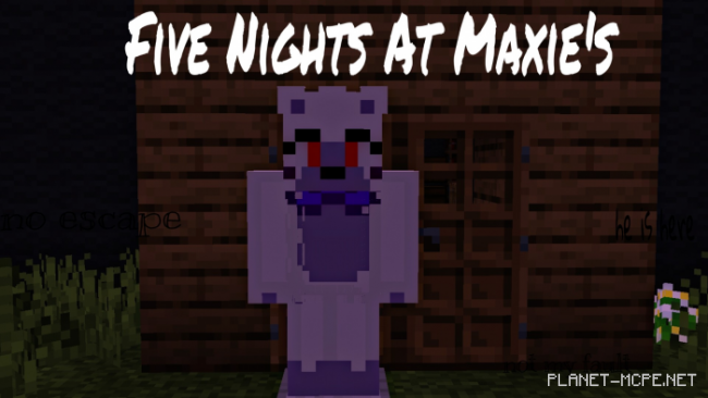 Карта Five Nights At Maxie's (Перезапуск)