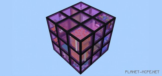 Карта The Cube Escape
