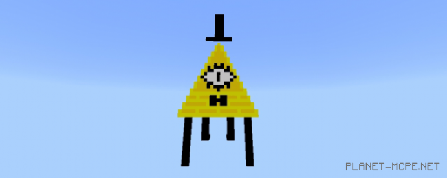 Мод Bill Cipher 2004