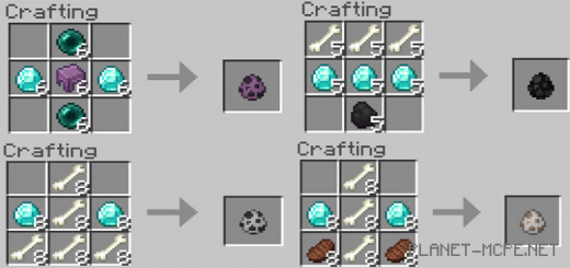 Мод Survival Spawn Eggs