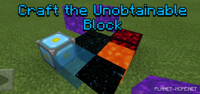 Мод Craft the Unobtainable (1.12+)