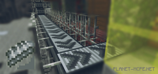 Мод Conveyor Blocks [v1.11+]