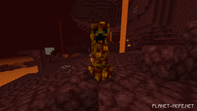 Мод More Nether Creatures