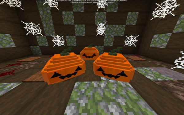 Мод Halloween Decorations