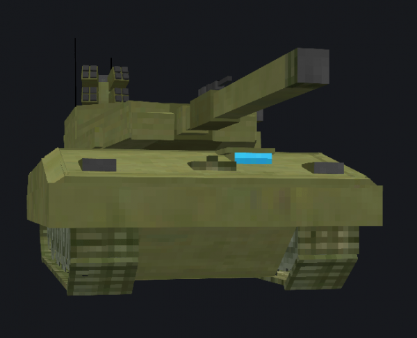 Мод Modern Warfare: Battle Tanks