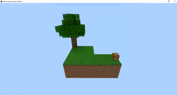 Карта Simple Skyblock