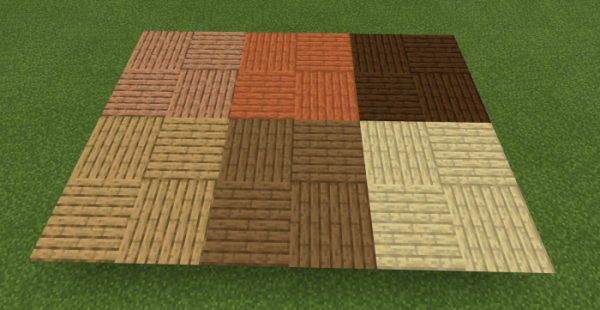 Мод Rotated Planks (1.14+)